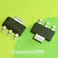 5 PCS AMC1117-3.3 SOT-223 AMC1117-3V3 3.3V 1A LOW DROPOUT VOLTAGE REGULATOR