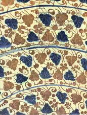 CHRISTIE'S Meissen Hispano-Moresque Italian Ceramics Venetian Glass Catalog 2006
