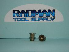 (100) 8-32 Zinc Coated Steel Rivnut Blind Rivet Nut Nutsert FREE USPS Priority