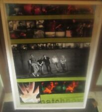 Matchbox 20 Poster New 1998 Rare Vintage Collectible Oop Live