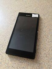 Sony XPERIA M2 Aqua D2403 - 8GB - Black (faulty) Smartphone