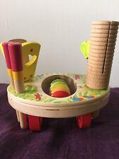 Hape Eco Jungle Music Instrument Set Used