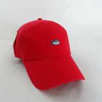 Southern Tide Small Single Fish EMB Hat Cap $25 Red M
