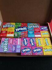 Wonka nerds Mega Box American sweets gift box - USA Retro Candy hamper