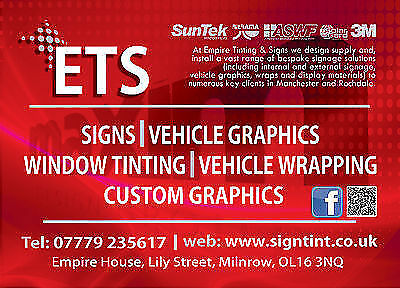 Empire Tinting and Signs
