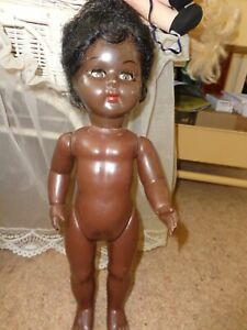 Black Brown doll