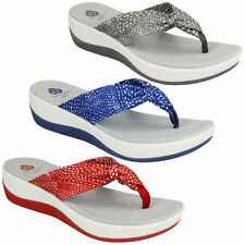 Clarks Wedge Slides Sandals & Beach Shoes for Women