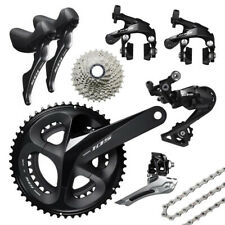 Shimano 105 R7000 2x11 Road Bike Groupset 50-34 172.5mm 11-34T BB68 11 speed