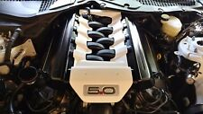 Shelby GT350 intake manifold brackets for 2015 2016 2017 Mustang GT Engine Cover