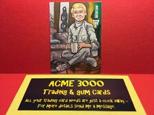 Unstoppable Gerry Anderson Collection JOE90 ATC ADAM CLEVELAND Sketch Card SK1 C