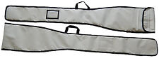 Deluxe Padded Kayak Paddle Bag Dual Chamber f/Split Shaft Kayak Surf Ski Paddles