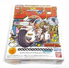 Sdcc 2018 Bandai Mecha collection Dragon Ball Bulma's Capsule No.9 Motorcycle