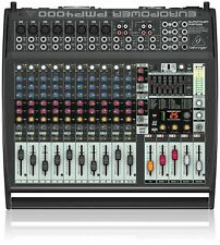 Behringer Pmp4000 Europower Flatbed Mixer Amplifier ZB611