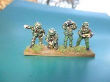 SGTS MESS CB10 1/72 Diecast Cold War British Artillery Crew-Four Figures
