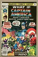 What If? #5-1977-fn 6.0 What If Giant Size Captain America