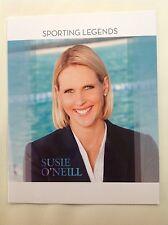 2012 - Australia Sporting Legends Susie O'Neill Stamp Pack