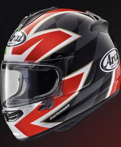 ARAI CHASER X LEAGUE ITALY MOTORCYCLE HELMET - XL