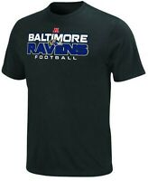 Baltimore Ravens Shirt T-Shirt Authentic Apparel Officially Licensed by The NFL