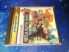 Virtua Fighter Remix (Sega Saturn) JAP NTSC-J