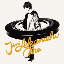 Akanishi Jin Me Type A CD DVD Japan 4589926800070