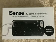 Isense 3D SCANNER for IPhone and IPad (will include IPad bracket)