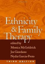 Ethnicity and Family Therapy, Third Edition (2005, Hardcover)