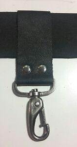 harley fob holder.keyring.alarm,gunmetal vest extenders x1 #36