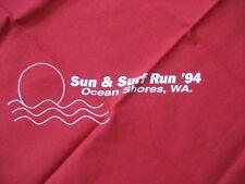 Ocean Shores, WA Sun& Surf Run Motorcycle Rally 1994 Bandana