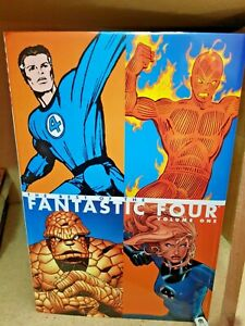 THE BEST OF THE FANTASTIC FOUR VOLUME ONE MARVEL GRAPHIC BOOK 2005 Hardcover