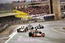 John Watson Brabham BT42 Spanish Grand Prix 1974 Photograph 3