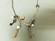 Necklace Retail 55.00 New Betsy Johnson