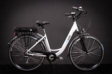 """Icyc 28"""" Alu Elektro E Bike Pedelec Fahrrad Shimano 8 G. Elektrofahrrad 13Ah Sil"""