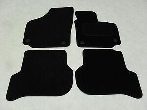 Année Modèle 2004-2009 Fußmattenset pour SEAT TOLEDO III