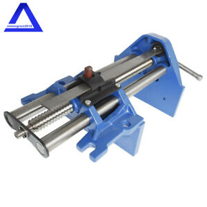 """9"""" Wood Bench Vise Woodworking Woodworker Bench Vice Quick Release"""