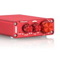 Nobsound HiFi Digital Power Amplifier Stereo Desktop Audio Amp+Tone Control 200W
