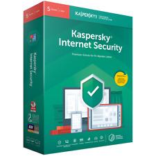 Kaspersky Kl1939g5efs-9ffp Internet Security 5 User FFP I