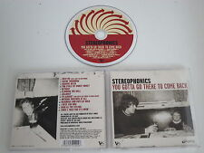 STEREOPHONICS/YOU GOTTA GO THERE TO COME BACK(V2 RECORDS VVR1021902) CD ÁLBUM