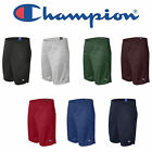 NEW Champion Mens Size S-2XL Athletic Long Mesh Pocket Gym Shorts 9