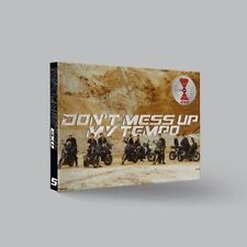 EXO - DON'T MESS UP MY TEMPO [Moderato Ver.] CD+Booklet+Card+Gift+Tracking Num