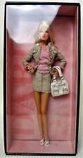 Model Of The Moment Daria Shopping Queen Barbie Doll Gold Label 2005 Mint in Box