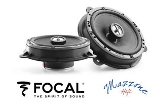 FOCAL IC RNS 165 KIT 2 CASSE DACIA NISSAN RENAULT SMART FIAT LADA SUP/CON ANT/PO