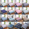 3 Size Floral Printed Fitted Sheet Twin Full Queen King Cotton Bed Sheet Cover