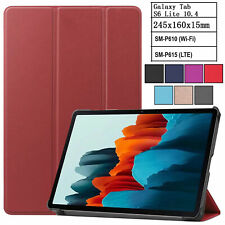 Magnetic Slim Smart Stand Case Cover Fr Samsung Galaxy Tab S6Lite 10.4 P610 2020