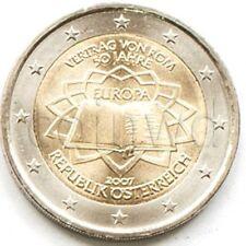 Austria 2 euro 2007 Treaty of Rome UNC (#1225)