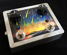 Saturnworks Passive A/B A+B Mixer Combiner Splitter Line Selector Guitar Pedal