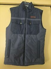 NEW Columbia Men's Vest, Insulated Water Resistant, Grey, Small $100