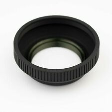 52mm COLLAPSIBLE RUBBER LENS HOOD / SHADE… EXC!