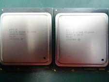 MATCHED PAIR Intel Xeon Processor CPU SR0KR E5-2640 15 MB  2.5 GHz 6 Core 95w
