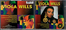 "CD VIOLA WILLIS 12"" CLASSICS ON CD 1994 UNIDISC MADE IN CANADA 0068381163028"