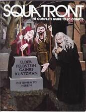 SQUA TRONT #9 - 1983 EC comics fanzine - Bill Gaines Harvey Kurtzman Wally Wood